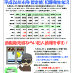 地域安全対策ニュース平成26年5月9日
