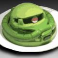 量産型ザクケーキ